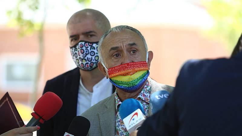 Los sindicatos acusan al Ministerio de Seguridad Social de bloquear las negociaciones para la renovación de los ERTE