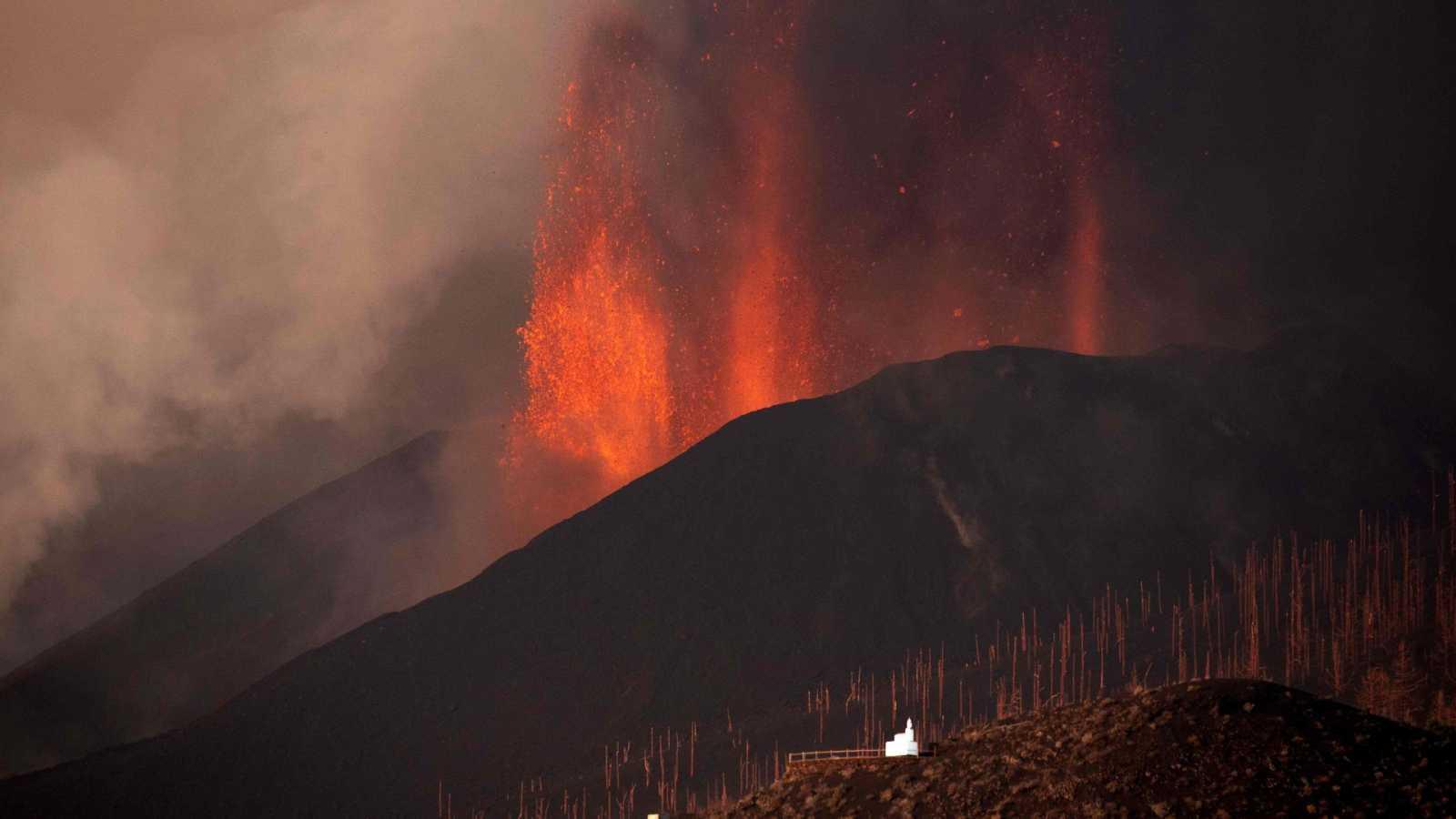 Se cumple una semana de la erupción en Cumbre Vieja, que deja 6.000 evacuados