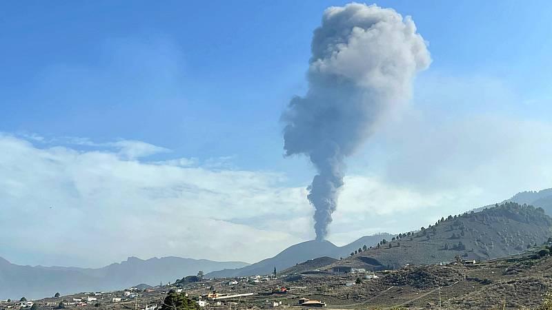 """""""El volcán necesita una recarga pero el proceso no ha terminado"""""""