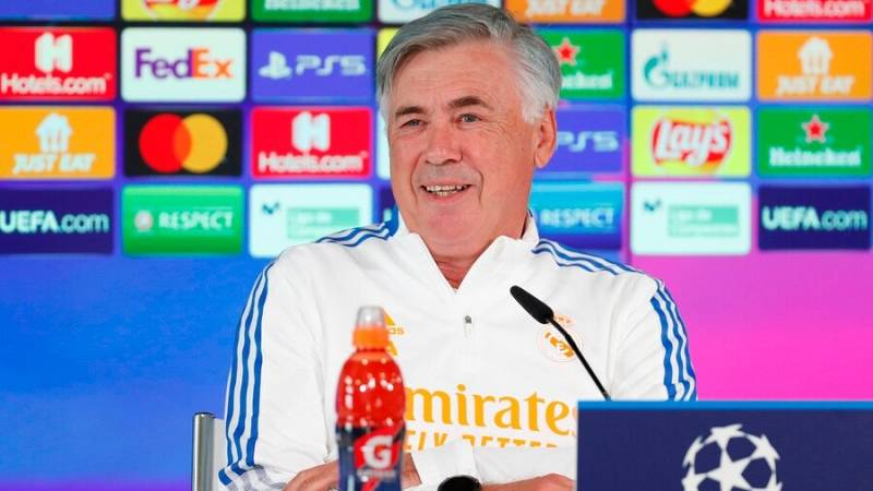 """Ancelotti: """"El Real Madrid tiene algo especial con la Champions"""""""
