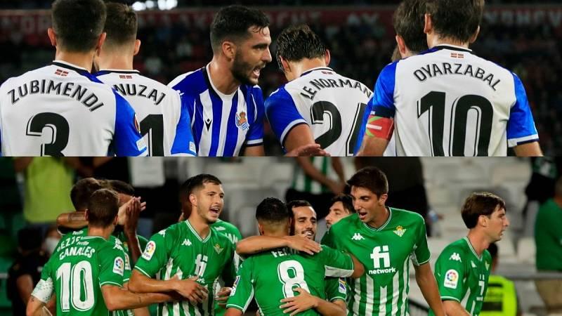Real Sociedad y Betis, ante Mónaco y Ferencvaros en la Europa League