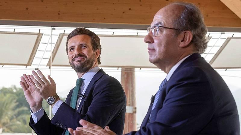 La Convención del PP llega a su recta final con el objetivo de impulsar el liderazgo de Casado