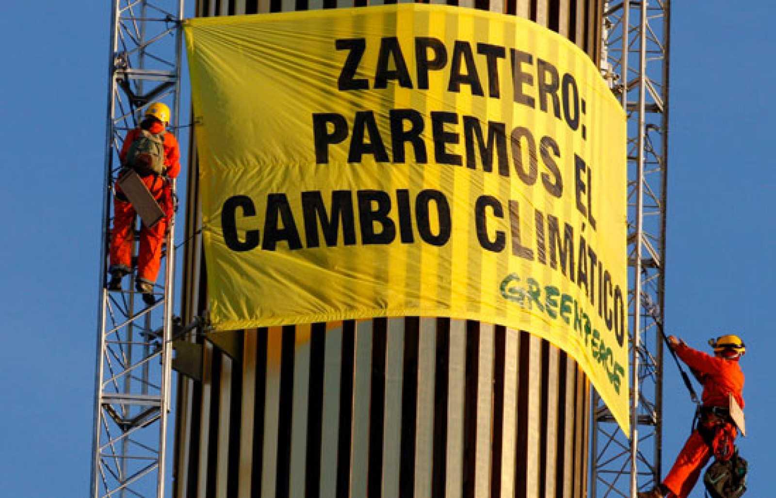 Los ecologistas protestan ante el cambio de hora
