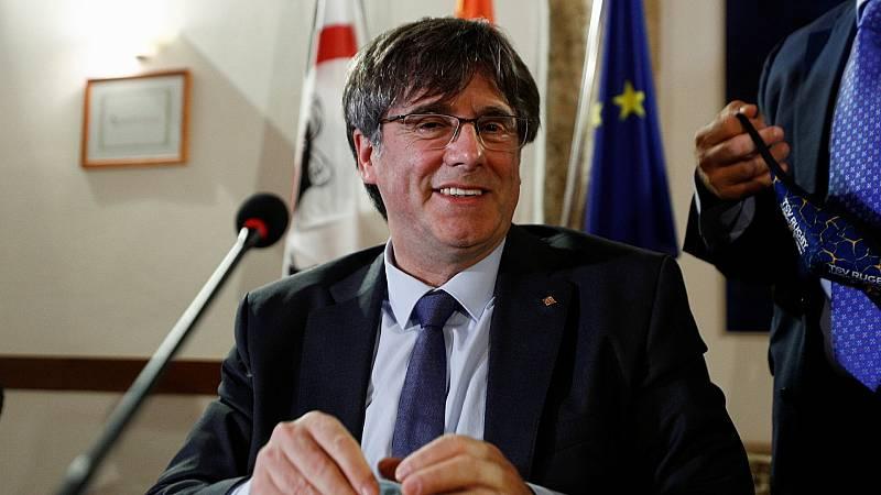 Italia suspende el proceso de extradición de Puigdemont a España hasta que la justicia europea se pronuncie