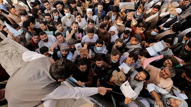 Afganistán: Los talibanes reanudan la emisión de pasaportes - Ver ahora
