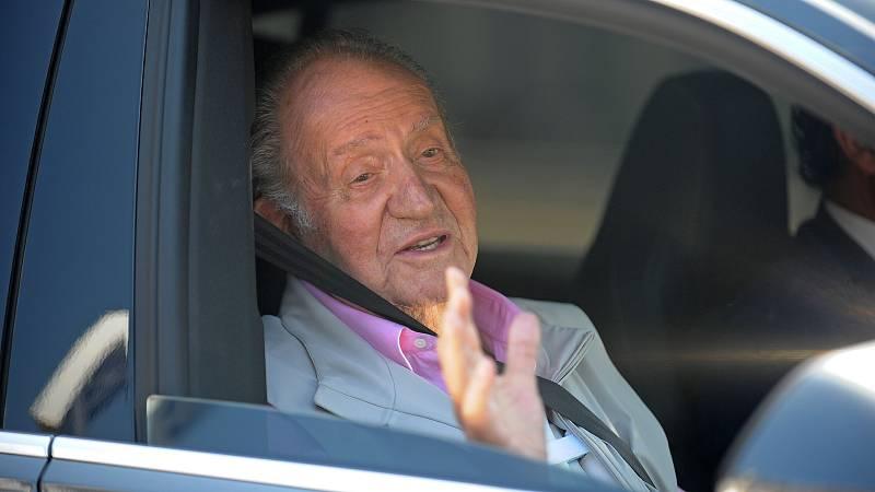 El rey emérito baraja regresar a España las próximas semanas