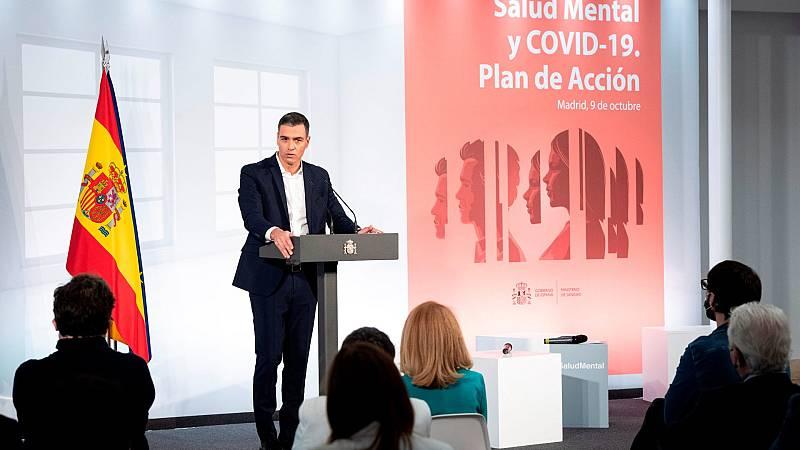 El Gobierno destinará 100 millones de euros a la salud mental