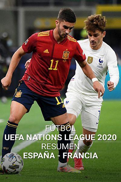 Resumen y goles del España 1-2 Francia, final de la Liga de Naciones