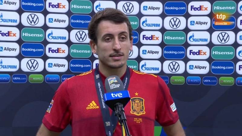 """Oyarzabal: """"El que ha puesto esa ley no ha jugado al fútbol"""""""