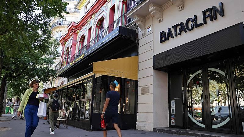 """Las víctimas Bataclan siguen declarando en el juicio: """"Soy incapaz de vivir con normalidad, de ir al cine o a un concierto"""""""