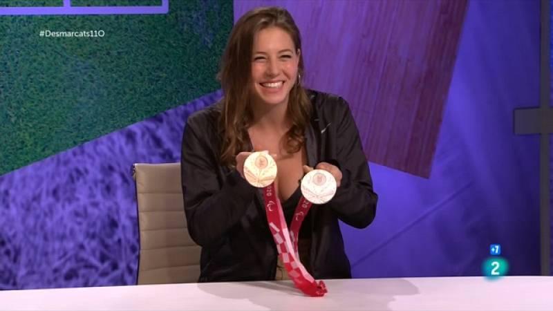 Desmarcats - Núria Marquès, nedadora paralímpica