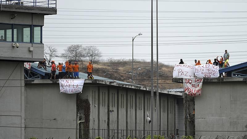 Se cumplen dos semanas del motín en la cárcel de Guayaquil