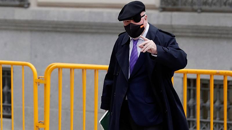 Primer juicio a Villarejo por el caso Tándem en la Audiencia Nacional