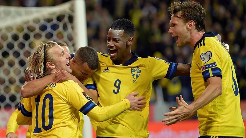 Suecia se mantiene firme y pone a España contra las cuerdas