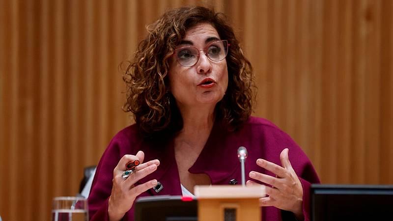 """Montero tiende la mano a quienes """"quieran hacer política útil"""" para la negociación de los Presupuestos - Ver ahora"""