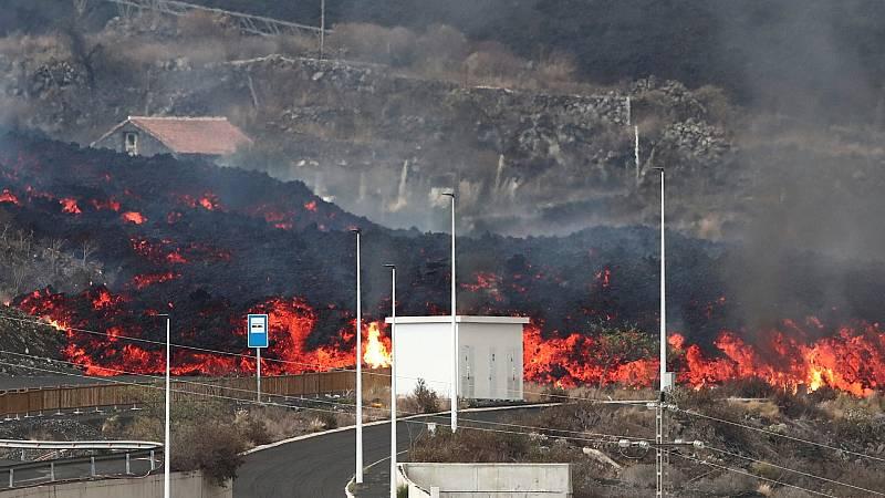 El volcán de La Palma aumenta su explosividad en las últimas horas