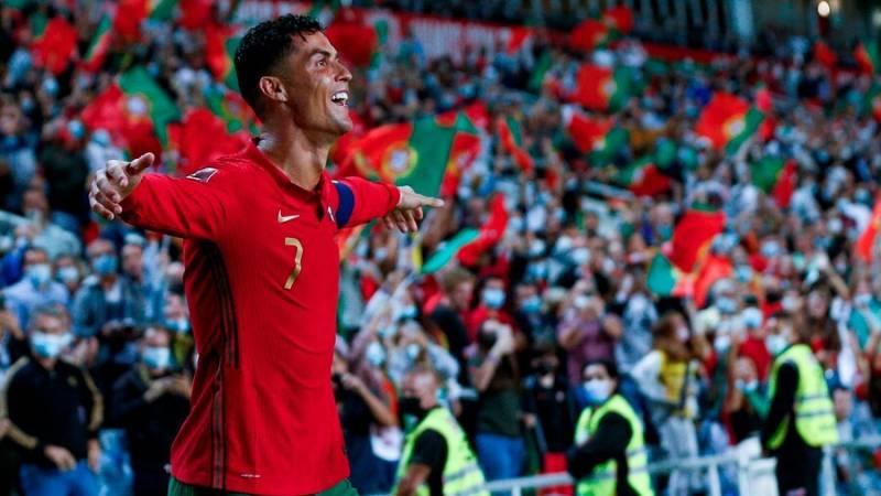 Cristiano lidera a Portugal y 'hoolingans' húngaros provocan atercados en Wembley