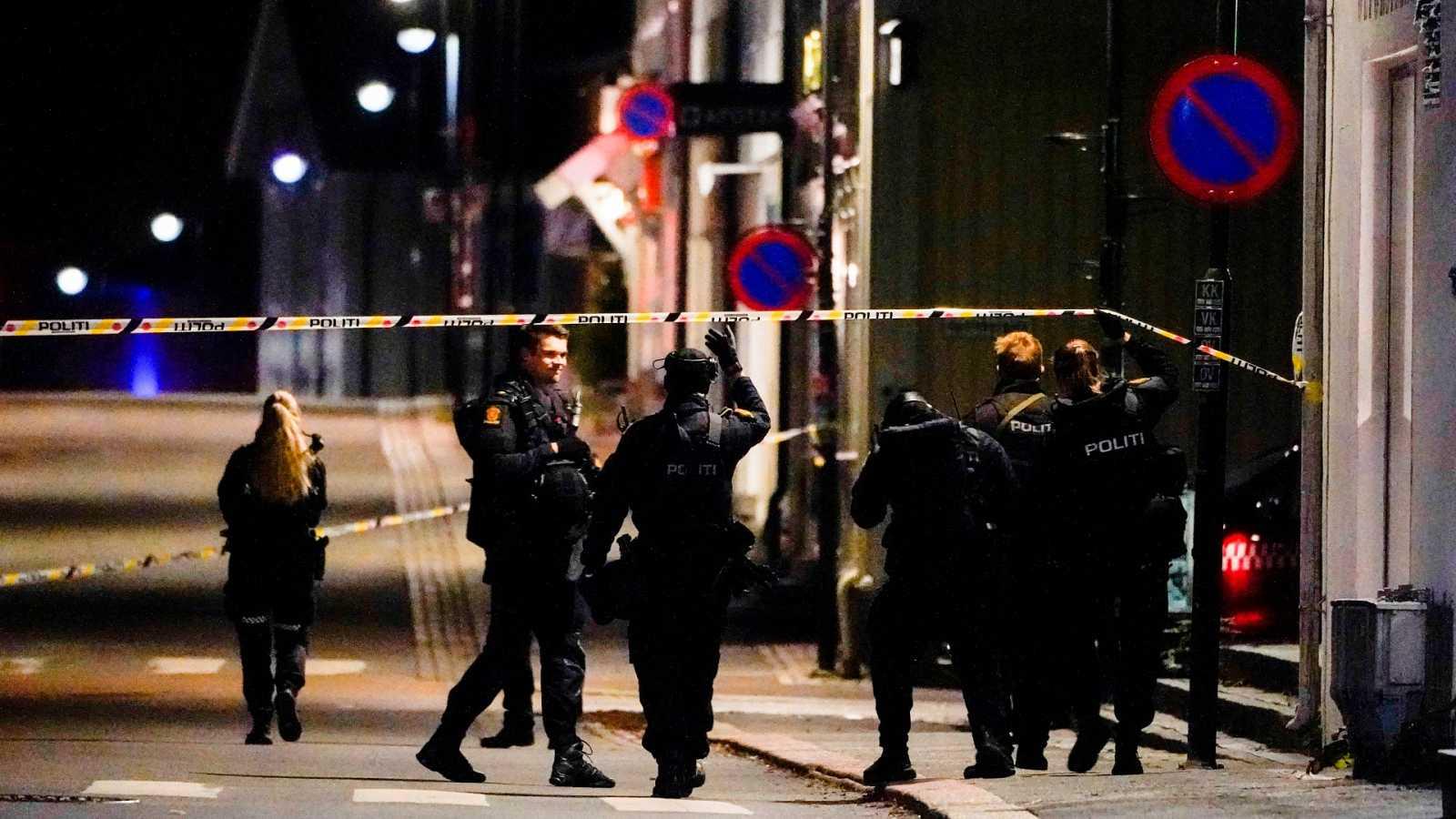 Al menos cinco muertos en un ataque de un hombre armado con arco en Noruega