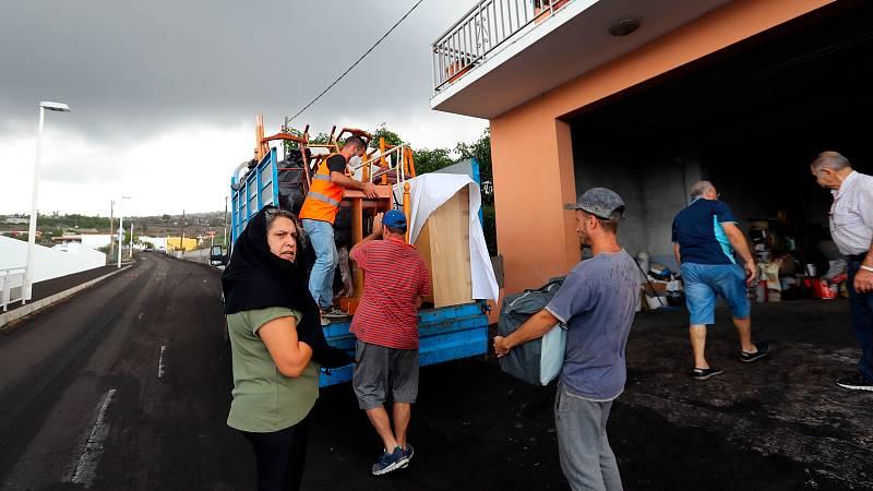 Nuevos desalojos en La Palma