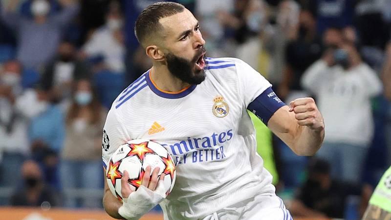 """Benzema: """"Si me acerco al Balón de Oro es por mis compañeros"""""""