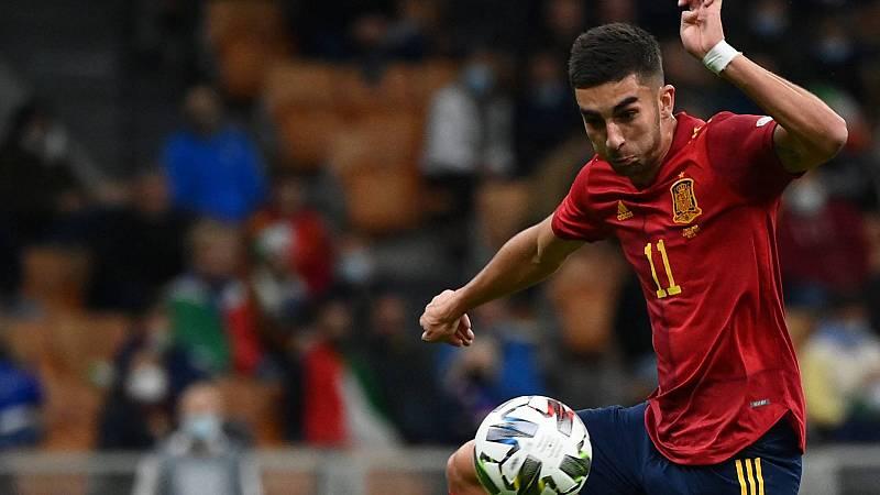 Ferrán Torres tiene una fractura y el 'virus FIFA' deja en cuadro al Madrid -- Ver ahora
