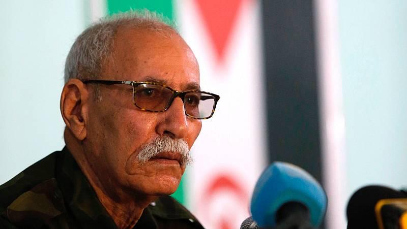 Ghali pide renegociar el alto el fuego con Marruecos de 1991