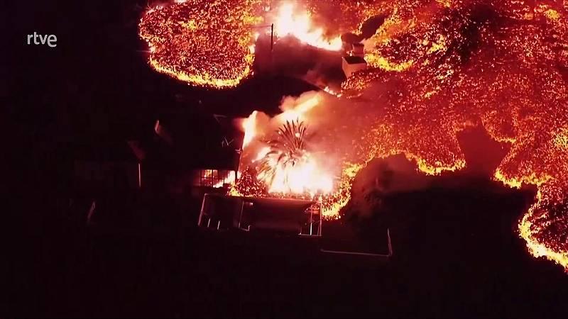 Informe Semanal - Vivir bajo el volcán - ver ahora