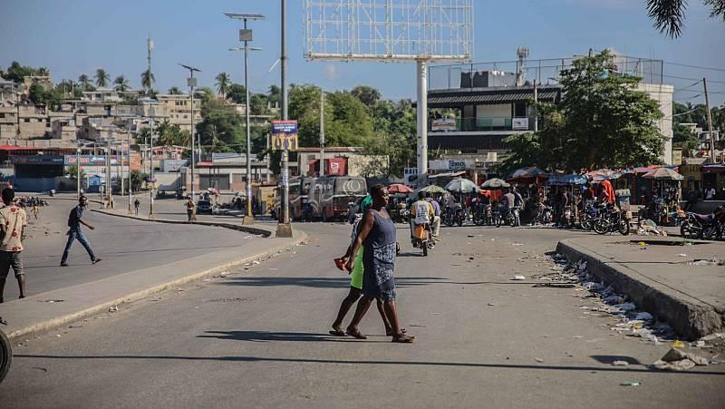 Preocupación en EE.UU por el secuestro de 17 personas en Haití