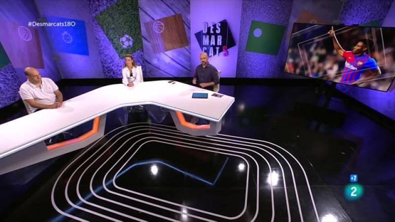 Desmarcats. Tertúlia esportiva: Il·lusiona el Barça després de la victòria contra el València?