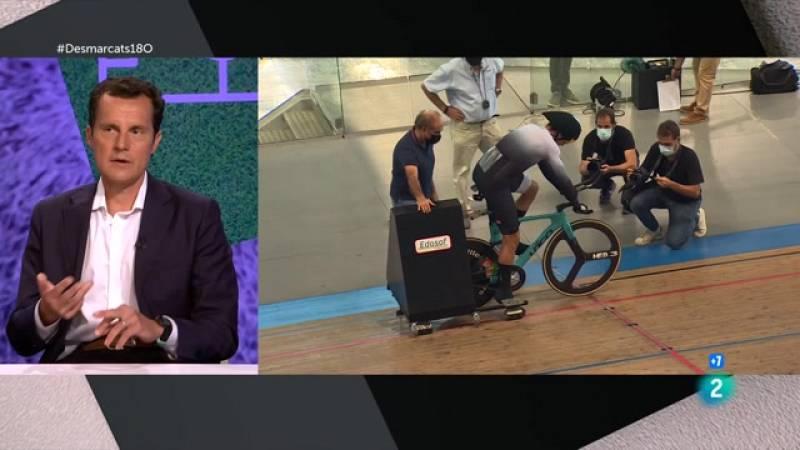 Desmarcats - Pep Tatché, rècordman en ciclisme en pista