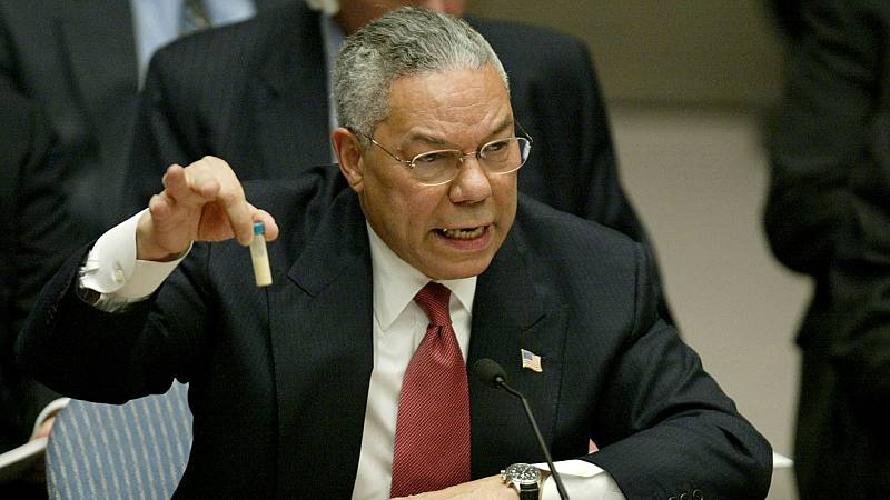 Muere con coronavirus Colin Powell, secretario de Estado con George W. Bush