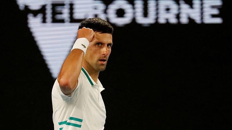 Australia solo admitirá a los tenistas vacunados: Djokovic, duda -- Ver ahora
