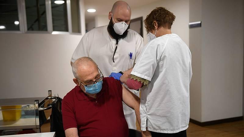 La incidencia de coronavirus vuelve a caer ligeramente tras dos jornadas de repunte