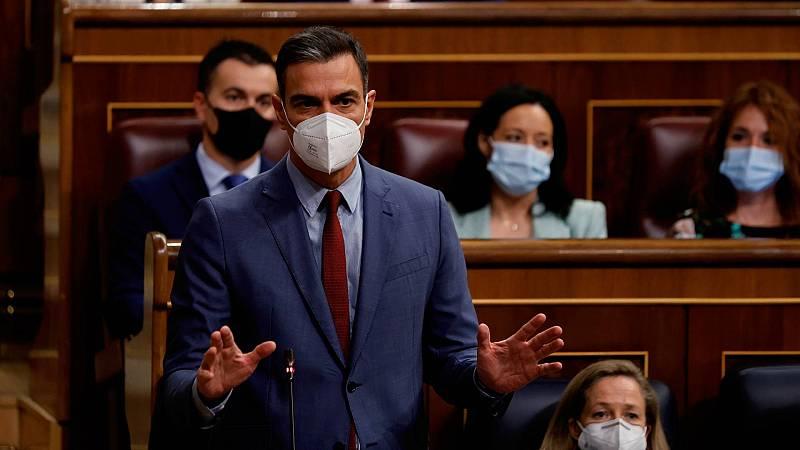 Sánchez garantiza a Casado que no liberará a presos etarras a cambio del apoyo de Bildu a los Presupuestos