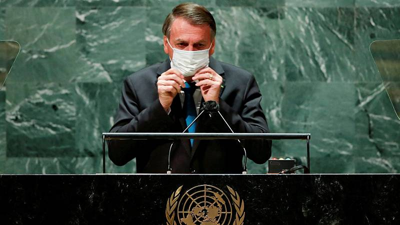 """El Senado de Brasil acusa a Boslsonaro de """"crímenes de lesa humanidad"""" por la pandemia"""