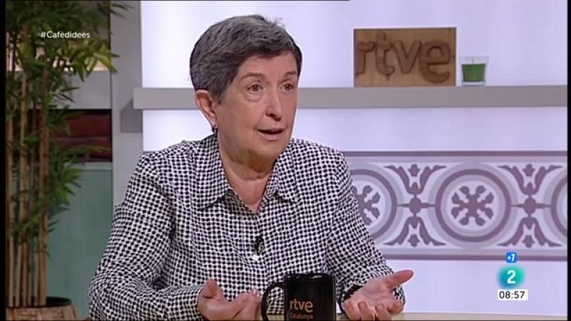 """Teresa Cunillera: """"Soc realista: ERC aprovarà els Pressupostos"""""""