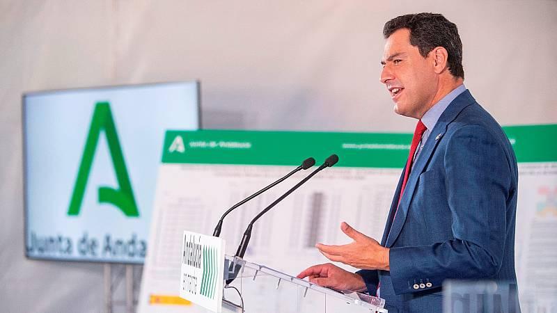 """Moreno (PP) asegura que rechazaría las inversiones en Andalucía si es a cambio de sacar a """"200 asesinos de la cárcel"""""""