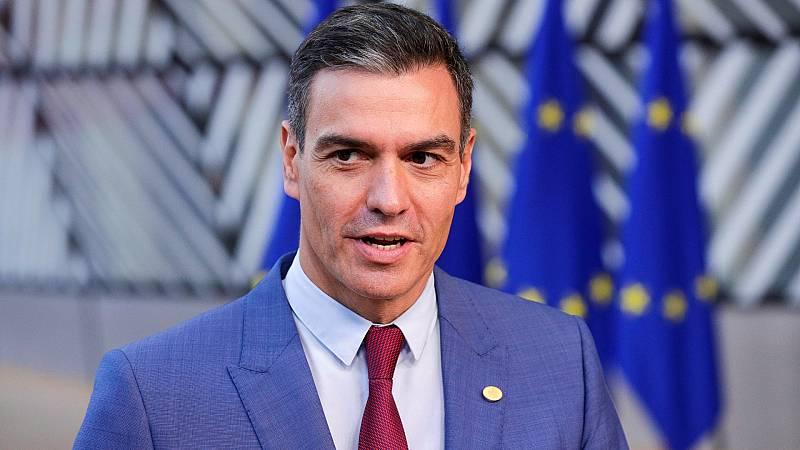 """Sánchez responde a Podemos que """"no hay intromisión"""" de Calviño porque la reforma laboral """"afecta a muchos ministerios"""""""