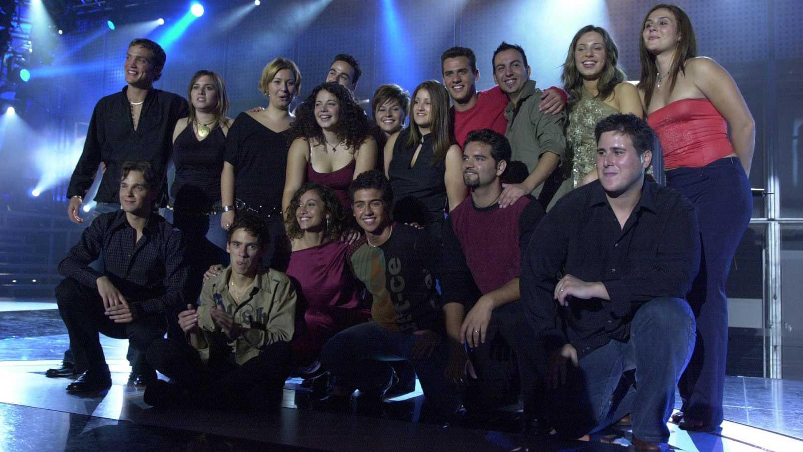 OT 20 Años en directo: Así ha sido el reencuentro