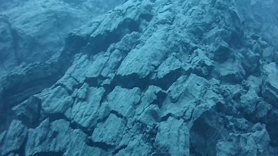 PEVOLCA muestran nuevas imágenes submarinas del delta lávico
