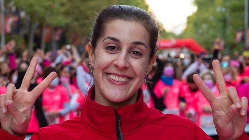 """Carolina Marín: """"Todos  los días pienso en París 2024"""""""