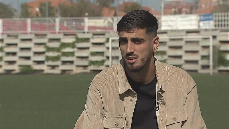 """Catena, ante la visita del Barça a Vallecas: """"Tenemos opciones"""" -- Ver ahora"""