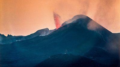 Se cumplen 50 años de la erupción del Teneguía