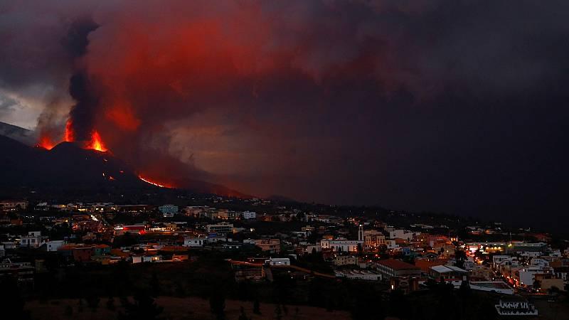La Palma sufre un terremoto de 4,8 sentido en El Hierro, La Gomera y Tenerife - Ver ahora