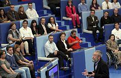 """Tengo una pregunta para usted - En total fueron 60 preguntas de 35 ciudadanos  en """"Tengo una pregunta para usted"""""""
