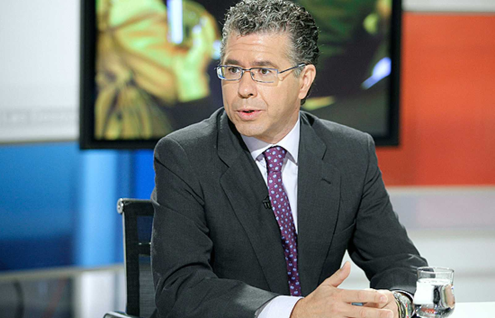 Entrevista de Granados en Los Desayunos de TVE (29/10/09)