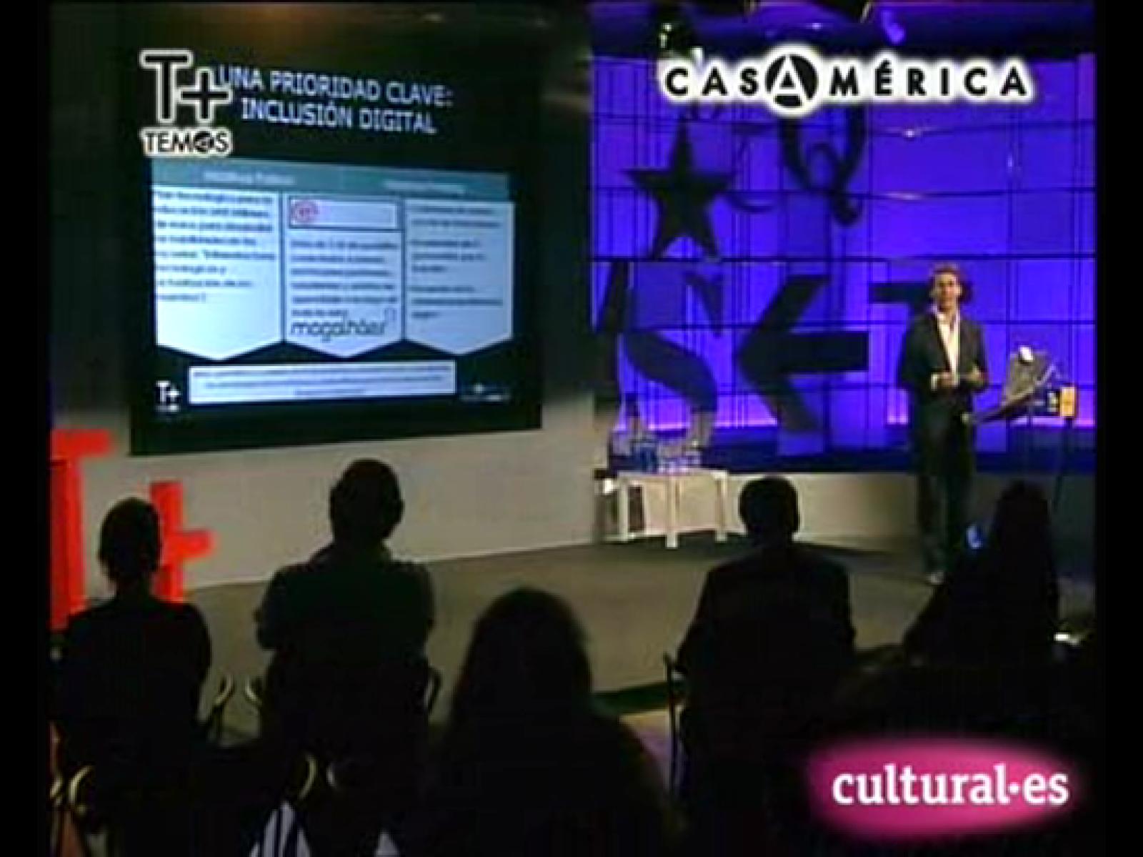 "Ricardo Castanheira. ""Democracia en mi móvil"""