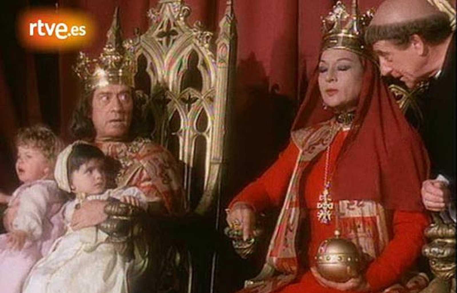 José Luis López Vázquez trabajó con Lola Flores en 1983, cuando participó en la película 'Juana la loca de vez en cuando', una visión cómica de la corte de los Reyes Católicos.