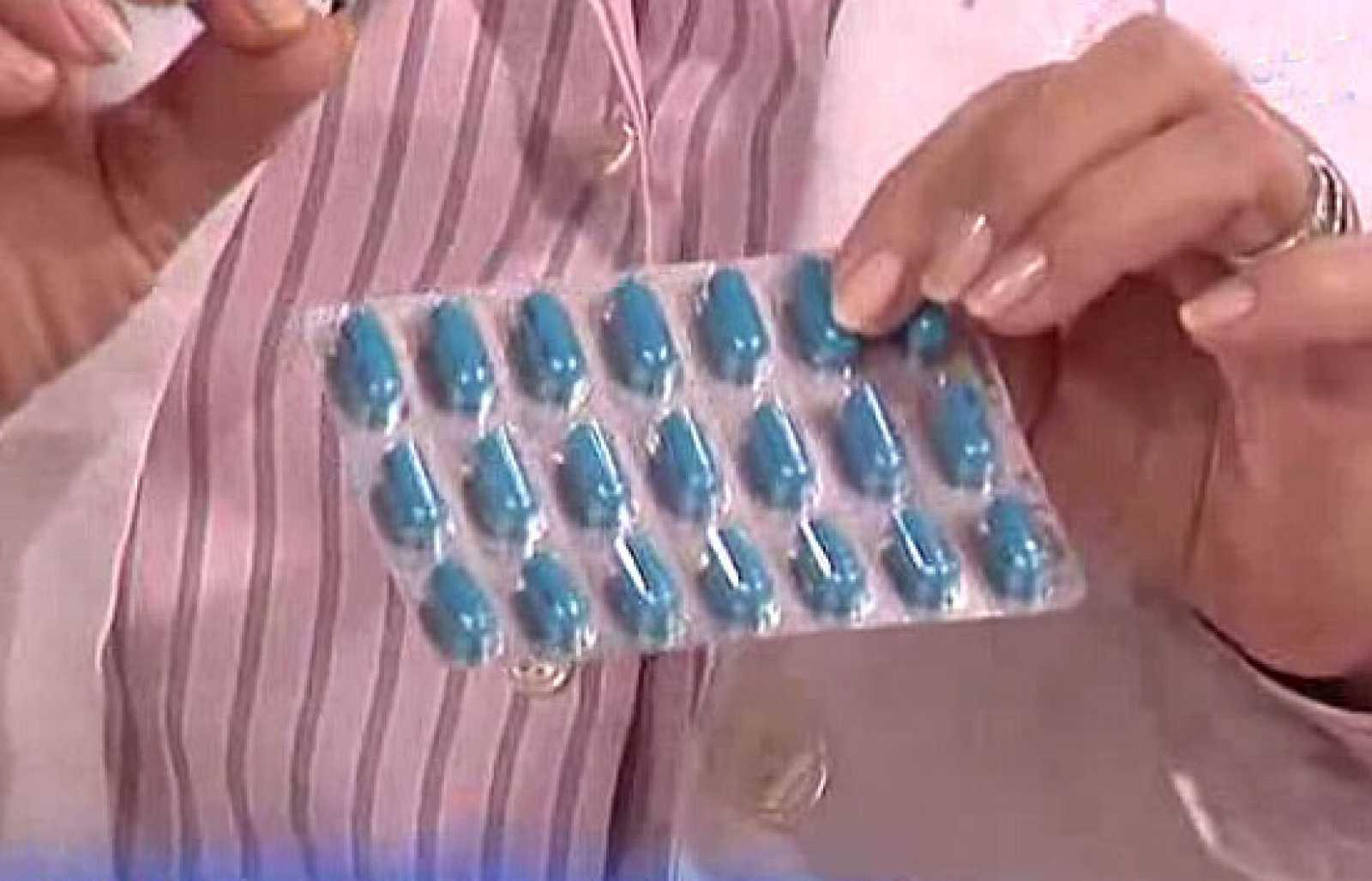 píldoras de pérdida de peso télé