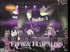 Los conciertos de Radio 3 - Una década de canciones: Fito y los fitipaldis 'Qué divertido'